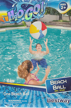Inflatable Beach Ball by Bestway