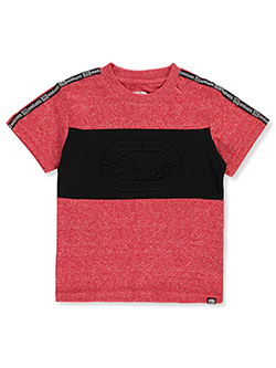Boys' Heather Raised Logo T-Shirt by Ecko Unltd. in Multi, Boys Fashion