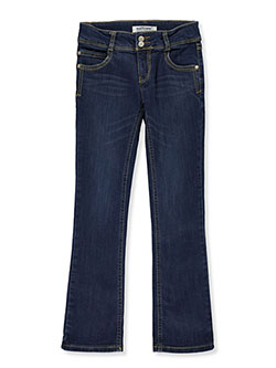 Girls' Bootcut Jeans by Wallflower in Denim