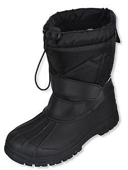 Ice2O Unisex' Winter Boots by Ice 2o in Black