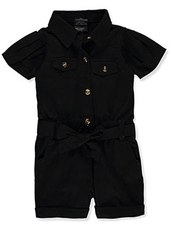 Baby Girls' Romper by Girls Hearts in Black