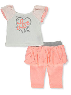 Love 2-Piece Leggings Set Outfit by Wild Heart
