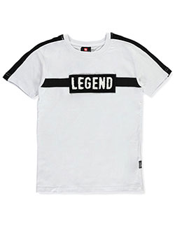 Boys' Legend T-Shirt by Southpole in White