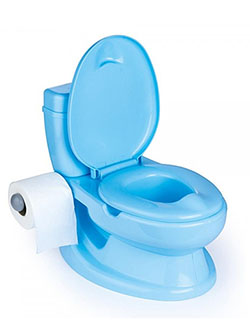 Educational Potty by Dolu Toy Factory in Blue