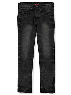 Boys' Slim-Fit Jeans by Encrypted in black, gray, tint and more