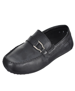 "Zada's Boys' ""Dexter"" Driving Loafers (Toddler Sizes 7 – 12) - CookiesKids.com"