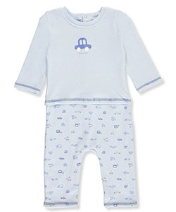 Absorba Baby Boys' Coverall - CookiesKids.com