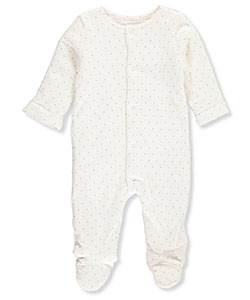 Absorba Unisex Baby Footed Coverall - CookiesKids.com