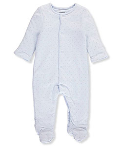 Absorba Baby Boys' Footed Coverall - CookiesKids.com