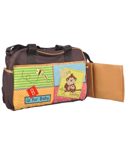 "Fisher-Price ""Luv U Zoo"" Diaper Bag - CookiesKids.com"