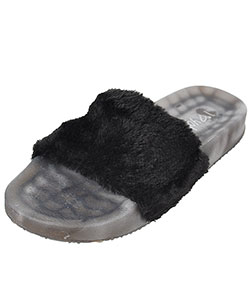 Yokids Girls' Slide Sandals (Sizes 10 – 4) - CookiesKids.com