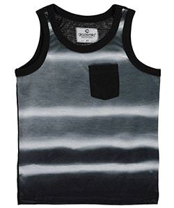 "Akademiks Little Boys' Toddler ""Paneled Tie-Dye"" Tank Top (Sizes 2T – 4T) - CookiesKids.com"