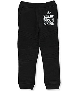 Akademiks Little Boys' French Terry Joggers (Sizes 4 – 7) - CookiesKids.com
