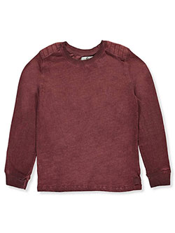Akademiks Big Boys' L/S T-Shirt (Sizes 8 – 20) - CookiesKids.com