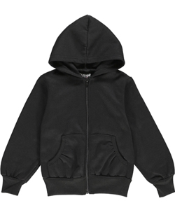 "Real Love ""Ruched Pocket"" Hoodie (Sizes 4 – 6X) - CookiesKids.com"
