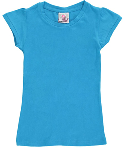 "Real Love Little Girls' Toddler ""Fitted Cap"" T-Shirt (Sizes 2T – 4T) - CookiesKids.com"