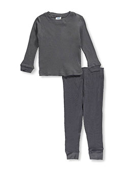 Ice2O Little Boys' Toddler 2-Piece Thermal Underwear Set (Sizes 2T – 4T) - CookiesKids.com