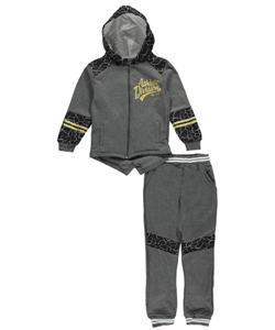"Quad Seven Big Boys' ""Athletic Division"" 2-Piece Outfit (Sizes 8 – 20) - CookiesKids.com"