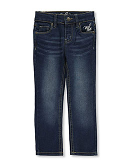 "Real Love Little Girls' Toddler ""Stonybrook"" Jeans (Sizes 2T – 4T) - CookiesKids.com"