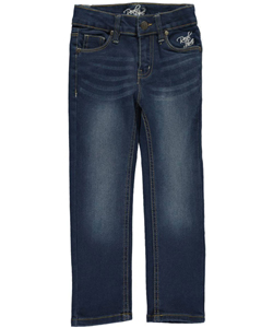 "Real Love Little Girls' ""Stonybrook"" Jeans (Sizes 4 – 6X) - CookiesKids.com"