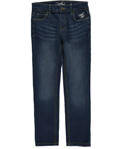 "Real Love Big Girls' ""Stonybrook"" Jeans (Sizes 7 – 16) - CookiesKids.com"