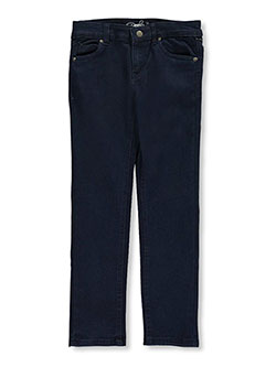 "Real Love Big Girls' ""Silver Wave"" Jeans (Sizes 7 – 16) - CookiesKids.com"