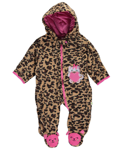 "Duck Duck Goose Baby Girls' ""Heart Hug"" Pram Suit - CookiesKids.com"