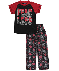 Big Boys Pajamas on Clearance from Cookie's Kids