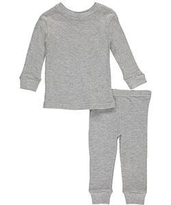Mon Petit Baby Boys' 2-Piece Thermal Long Underwear Set - CookiesKids.com