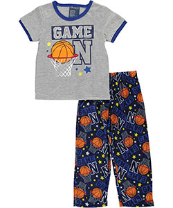"Mac Henry Baby Boys' ""Game Shot"" 2-Piece Pajamas - CookiesKids.com"
