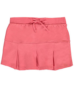 "Real Love Big Girls' ""Pleated Terry"" Skirt (Sizes 7 – 16) - CookiesKids.com"