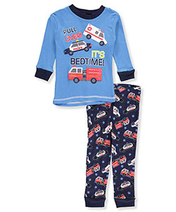 "Mon Petit Baby Boys' ""Action Dreams"" 2-Piece Pajamas - CookiesKids.com"