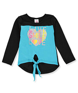 "Real Love Little Girls' Toddler ""Wisdom"" Top (Sizes 2T – 4T) - CookiesKids.com"