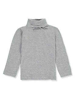 Real Love Little Girls' Toddler Turtleneck (Sizes 2T – 4T) - CookiesKids.com