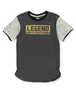 Quad Seven Big Boys' T-Shirt (Sizes 8 – 20) - CookiesKids.com