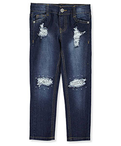 Delia's Little Girls' Toddler Skinny Jeans (Sizes 2T – 4T) - CookiesKids.com
