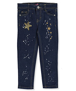 Delia's Little Girls' Skinny Jeans (Sizes 4 – 6X) - CookiesKids.com