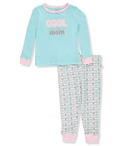 Duck Duck Goose Baby Girls' 2-Piece Pajamas - CookiesKids.com