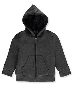 Quad Seven Baby Boys' Sherpa Lined Hoodie - CookiesKids.com