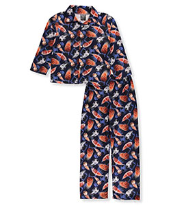 Quad Seven Big Boys' 2-Piece Pajamas (Sizes 8 – 20) - CookiesKids.com