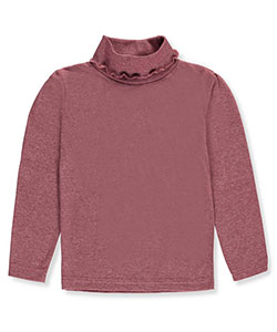 French Toast Little Girls' Turtleneck (Sizes 4 – 6X) - CookiesKids.com