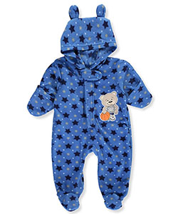 Mon Petit Baby Boys' Hooded Pram Suit - CookiesKids.com