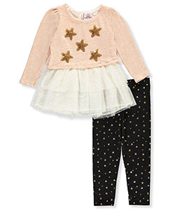 Real Love Little Girls' Toddler 2-Piece Outfit (Sizes 2T – 4T) - CookiesKids.com