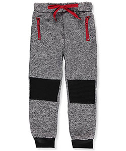 Quad Seven Little Boys' Toddler Joggers (Sizes 2T – 4T) - CookiesKids.com