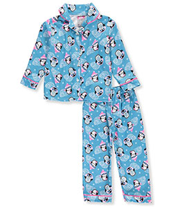 Sweet n Sassy Little Girls' Toddler 2-Piece Pajamas (Sizes 2T – 4T) - CookiesKids.com