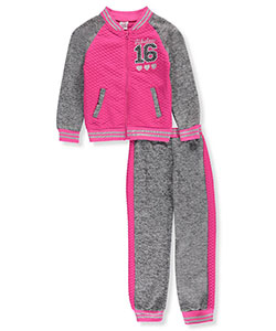 Real Love Big Girls' 2-Piece Outfit (Sizes 7 – 16) - CookiesKids.com
