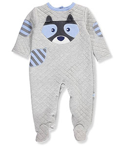 Duck Duck Goose Baby Boys' Footed Coverall - CookiesKids.com