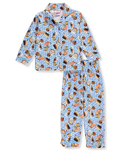 Real Love Little Girls' Toddler 2-Piece Pajamas (Sizes 2T – 4T) - CookiesKids.com