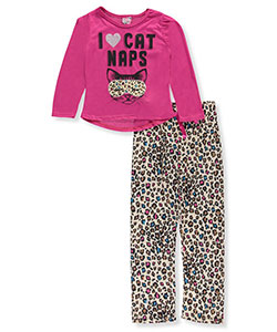 Sweet n Sassy Big Girls' 2-Piece Pajamas (Sizes 7 – 16) - CookiesKids.com