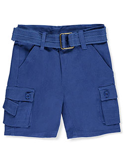 Quad Seven Little Boys' Toddler Cargo Shorts (Sizes 2T – 4T) - CookiesKids.com